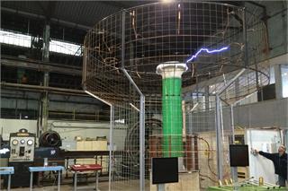 La 3C2 au Luxembourg Science Center à Differdange.