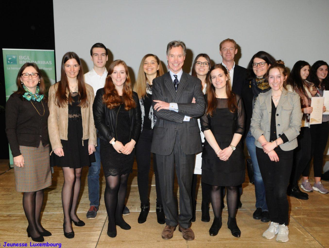 Mérite Jeunesse 2017