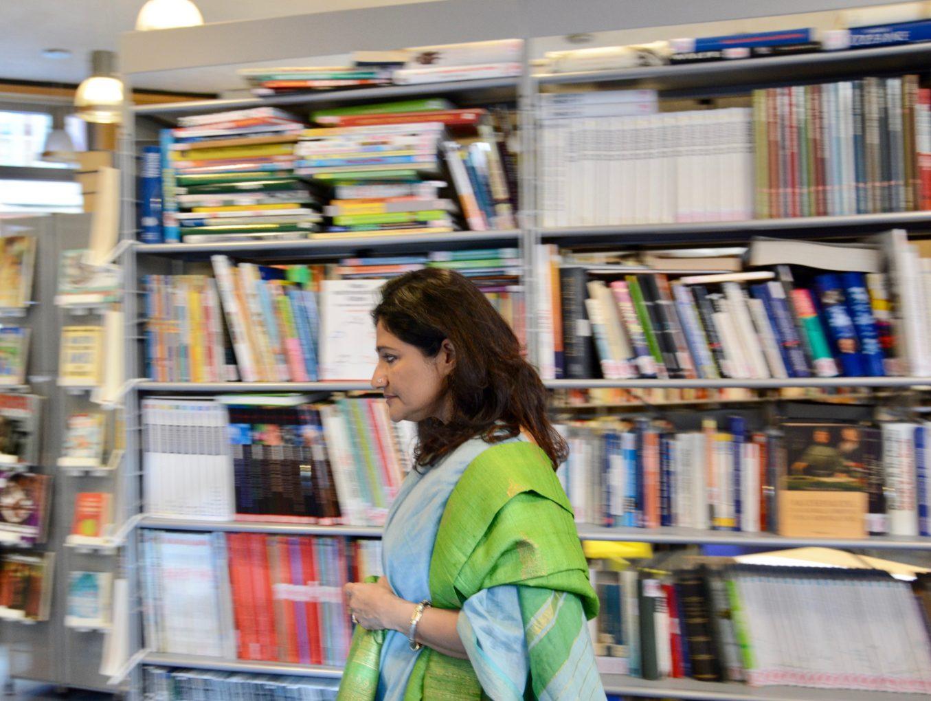Intervention de Madame Runa Khan le 20 octobre 2017