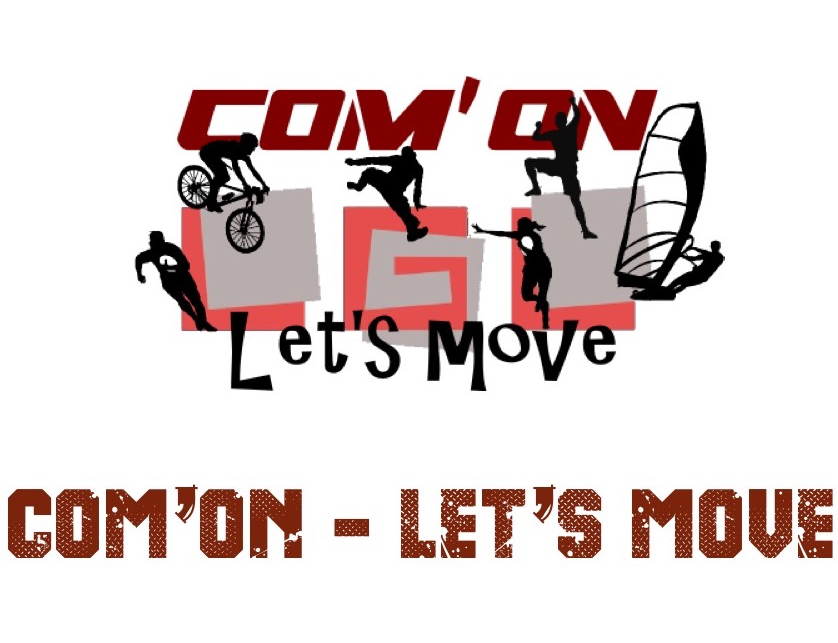 Com'On, Let's Move - Nomëtteger