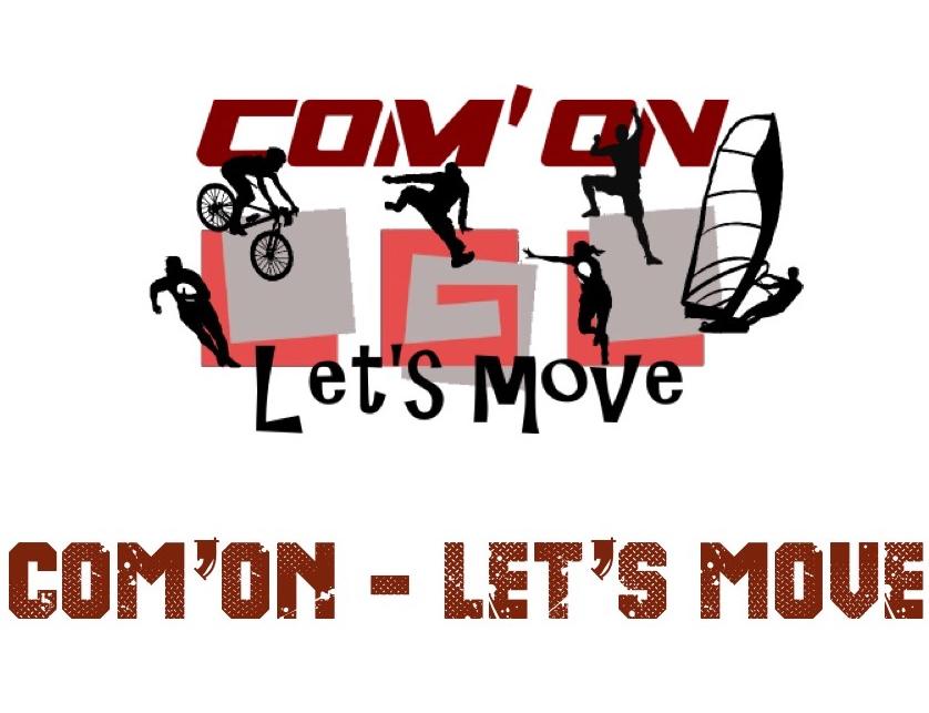 Com'On, Let's Move - Nomëtteger
