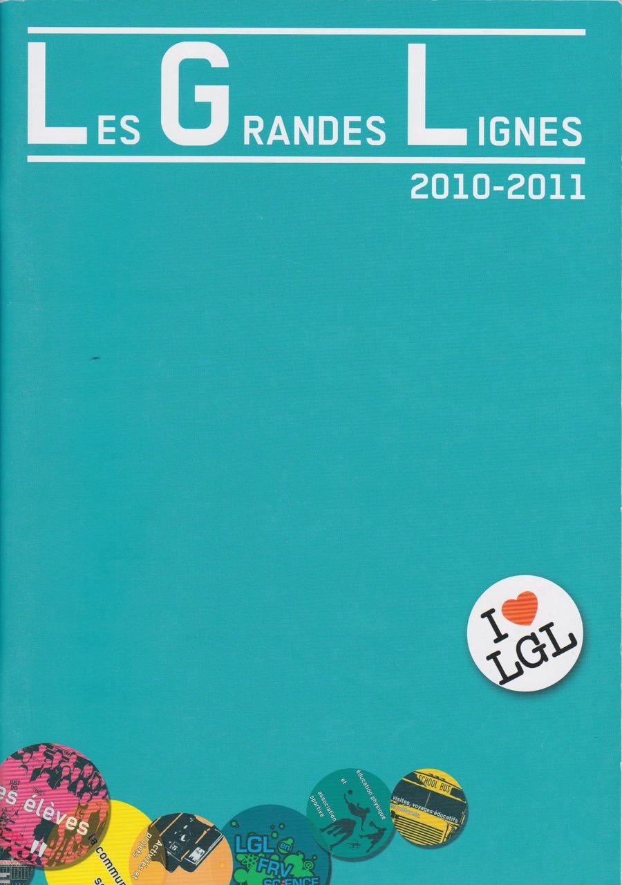 Les Grandes Lignes 2010-2011
