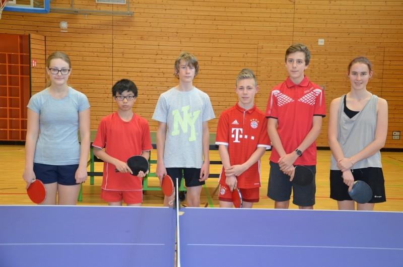 LASEL 16/11/17 Tennis de table