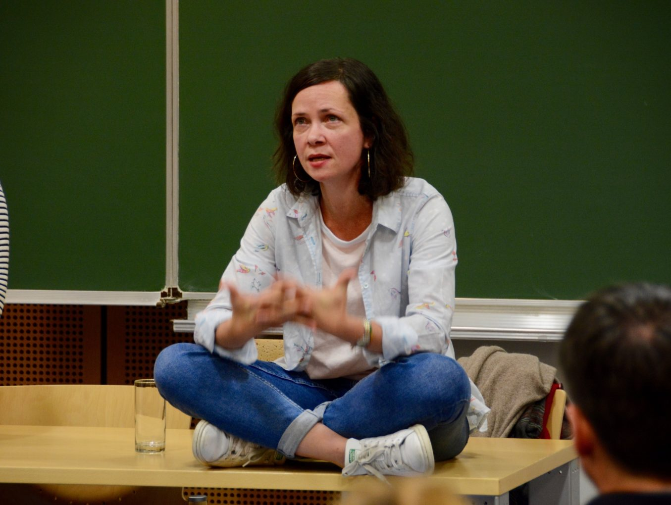 Cycle de conférences 125 ans LGL - Myriam Muller