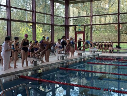 LASEL - Compétitions du 16/11/17 - Swim Cup, Tennis de table & escrime