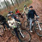 Com'On, Let's Move – Mountainbike, escalade & kin-ball