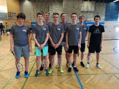 LASEL – Compétitions du 18/01/18 – Badminton