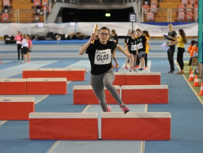 LASEL - Compétitions du 25/01/2018 - Fun in Athletics & Volleyball