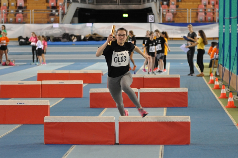 LASEL 25/01/18 Fun in Athletics