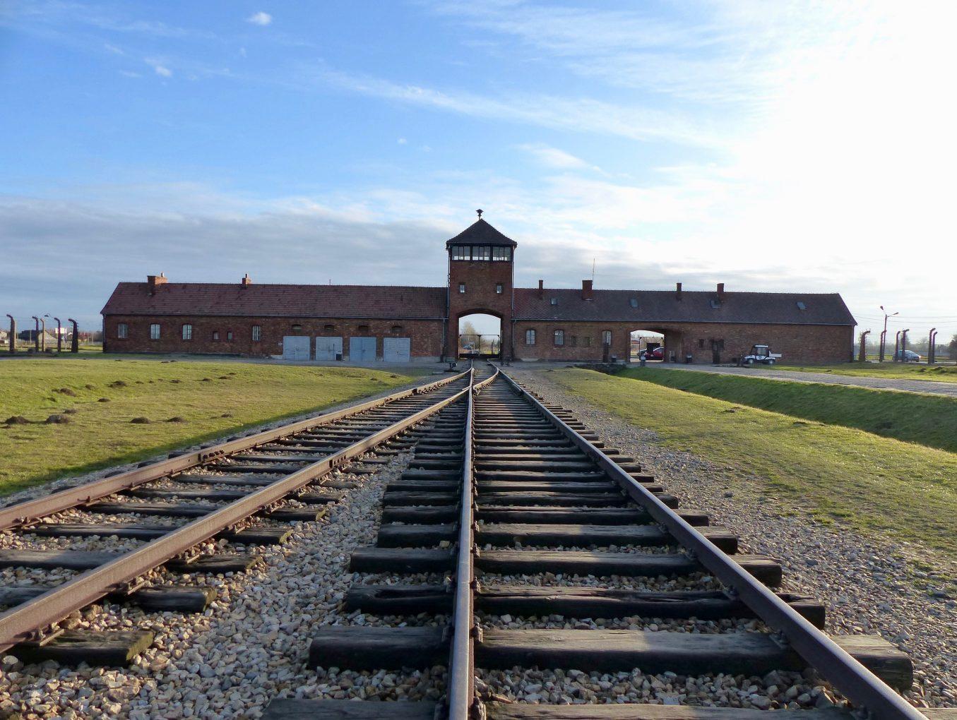 Brochure sur le voyage à Auschwitz en janvier 2019