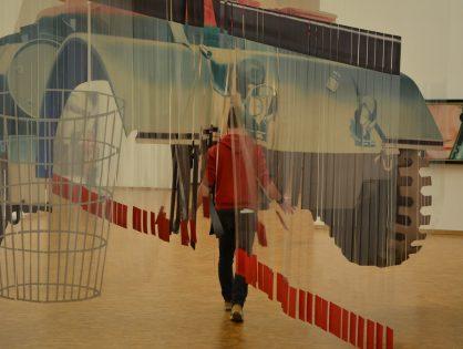 Les élèves de la section E en visite au musée Ludwig