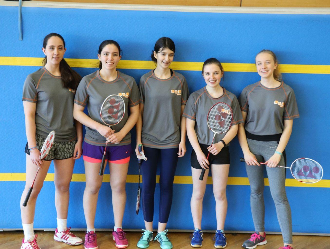 LASEL - Compétitions du 22/02/2018 - Badminton