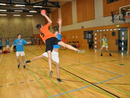 LASEL - Compétitions du 01/02/2018 & 08/02/18 - Tennis de table, Natation & Handball