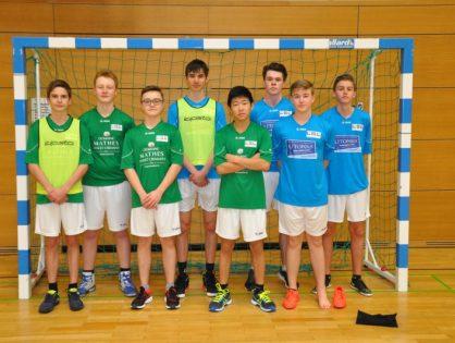 LASEL_Handball Cadets NA 8.02.2018