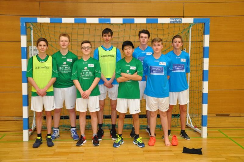 LASEL 08/02/18 Handball Cadets NA