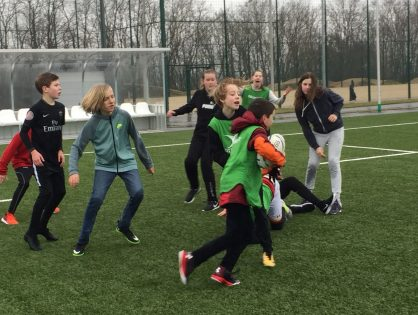 Com'On, Let's Move – Initiation rugby & tournoi multisports