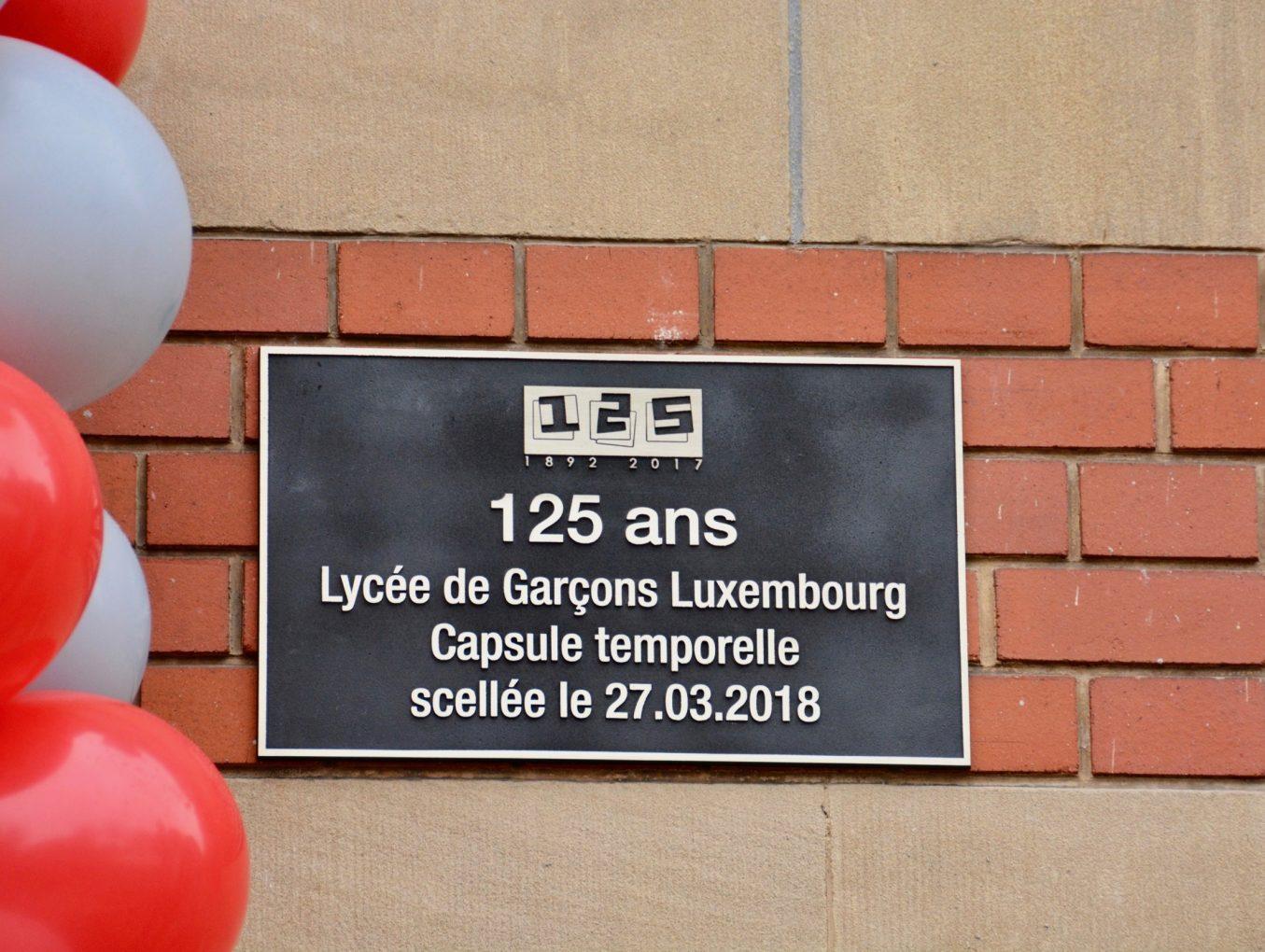 125 ans - Fête de clôture