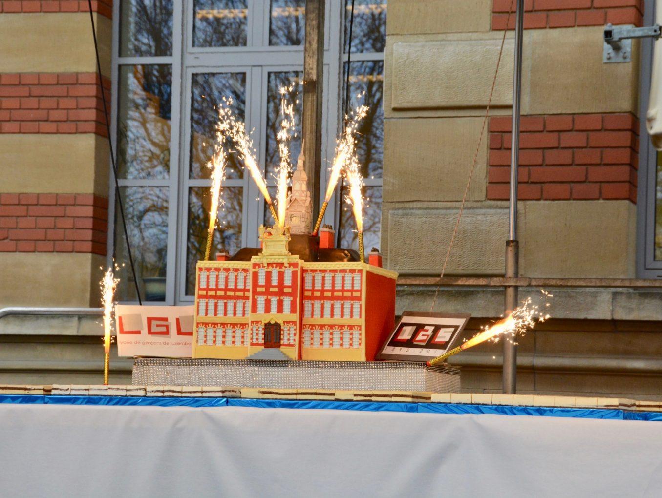 Articles et brochure sur la fête de clôture des 125 ans du LGL