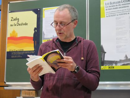 Cycle de conférences 125 ans LGL - Tullio Forgiarini