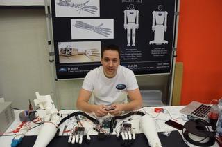 Max Arendt (1B) lauréat du concours «Jong Fuerscher».