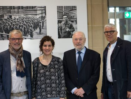 125 ans LGL - Vernissage exposition photos