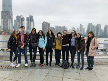 Austauschprogramm China-Luxembourg 2018