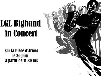 LGL Bigband in Concert