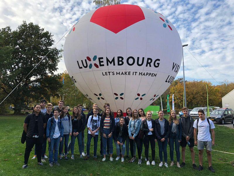 Visite BGL BNP PARIBAS OPEN - 4C03 - 16/10/2018