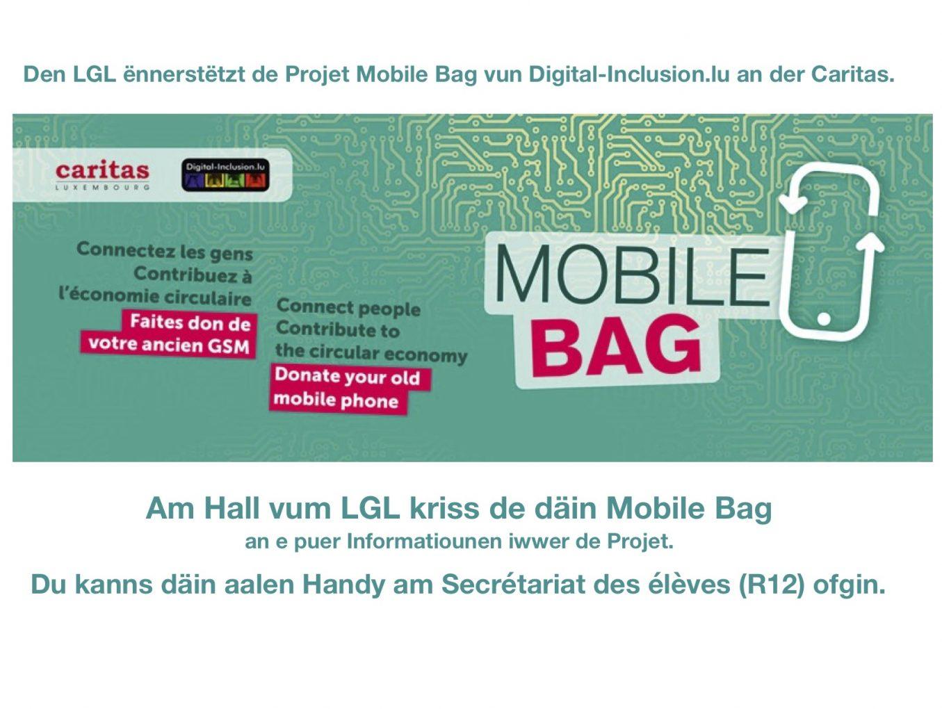 Projet Mobile Bag