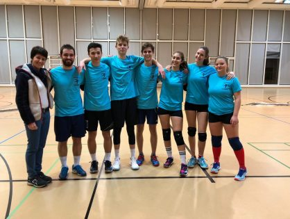 LASEL – Compétitions du 06/12/2018 – Volleyball