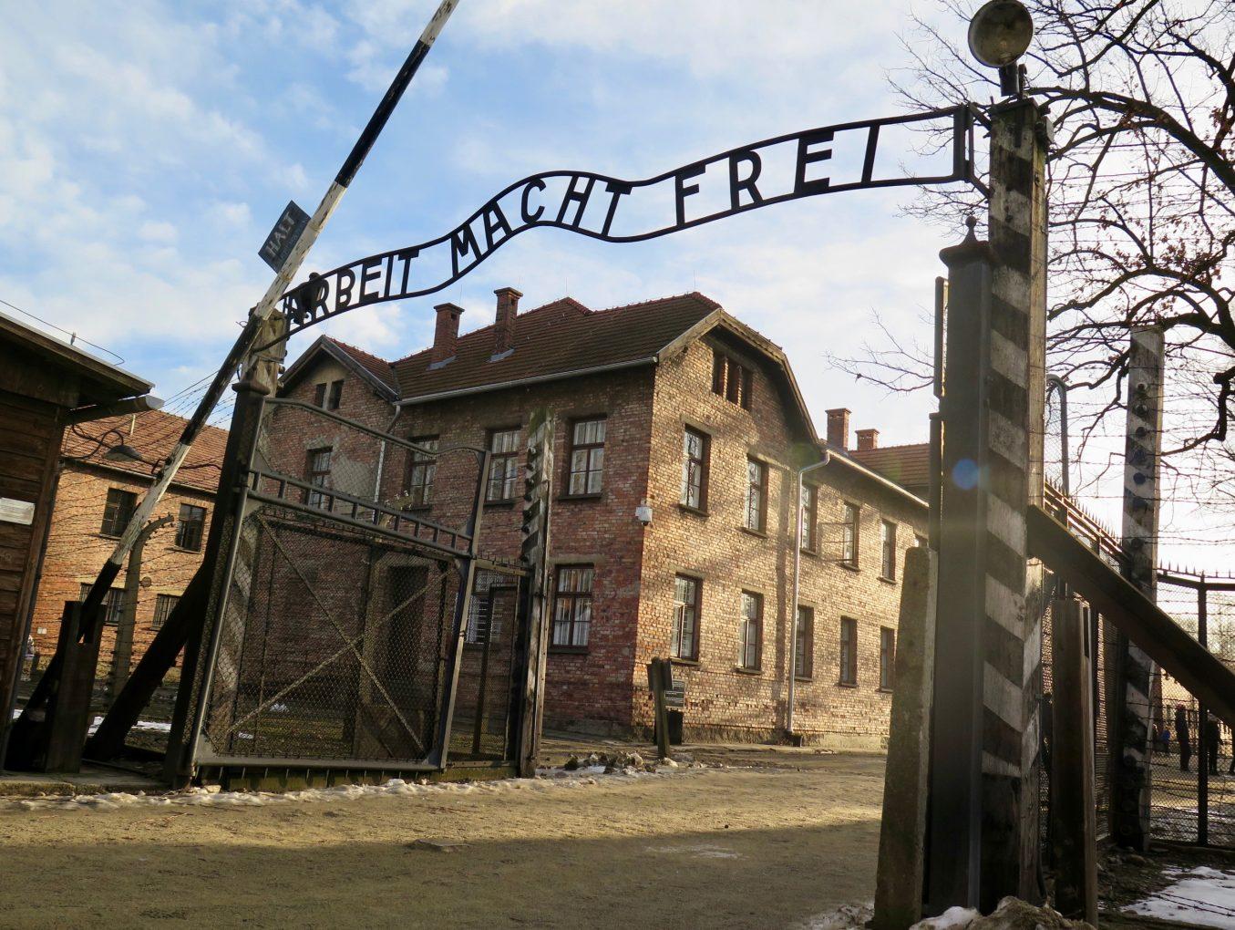Des élèves de 2e en visite aux camps d'Auschwitz