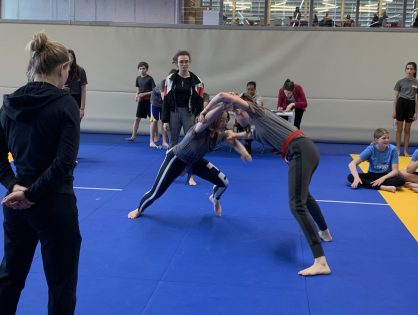 LASEL – Compétitions du 14/03/2019 – Fight and Fun Day & Handball