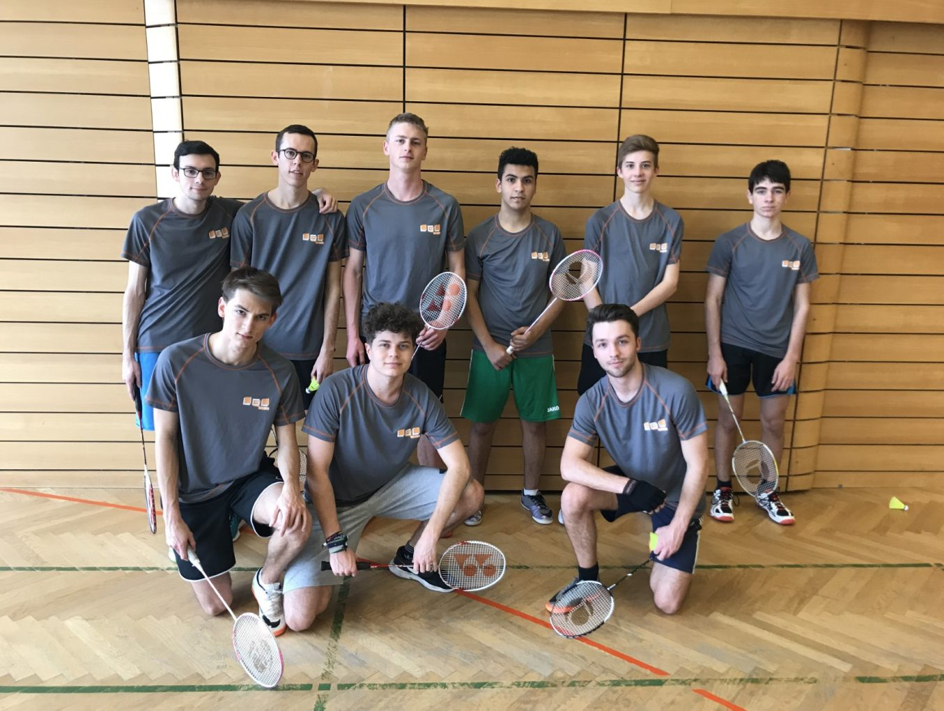 LASEL 28/02 Badminton