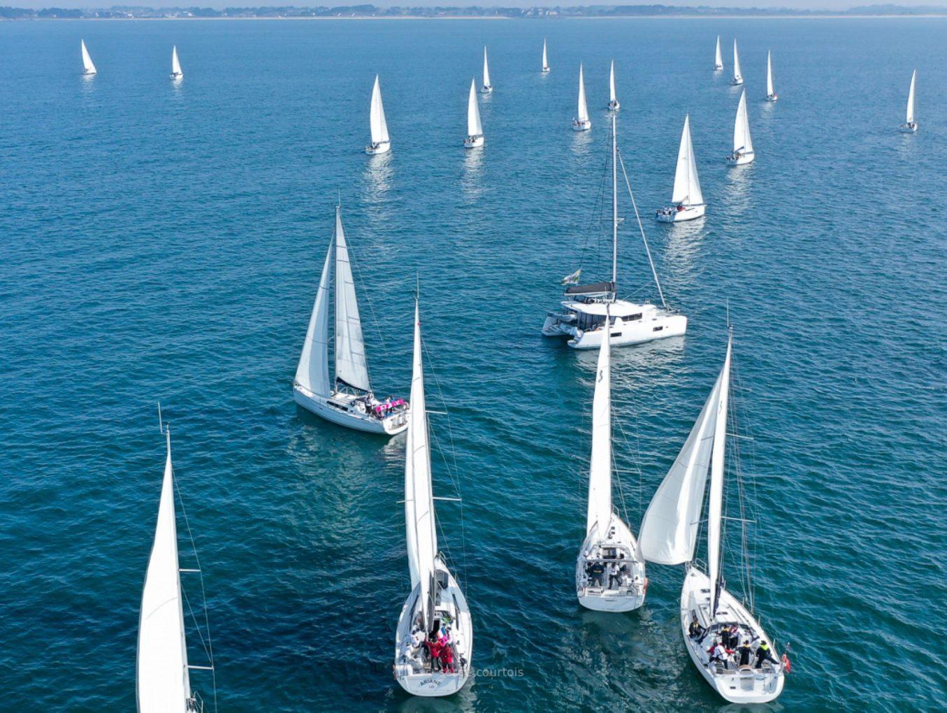Regatta.lu Sailing Schools 2019 -  LGL gagne avec un double podium