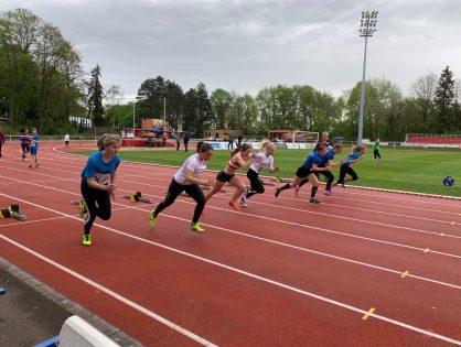 LASEL – Compétitions du 25/04/2019 – Athlétisme & Badminton