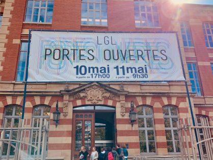 Porte ouverte au LGL – une belle réussite