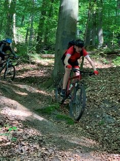 2-Day-Mountainbike-Tour Huelmes