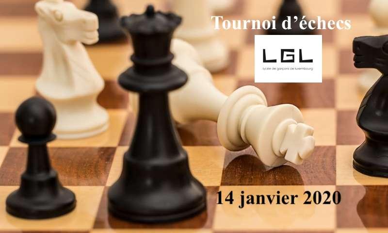 Tournoi d'échecs 2020