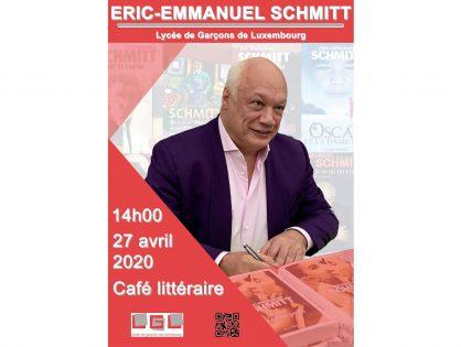 Café littéraire 2019-2020