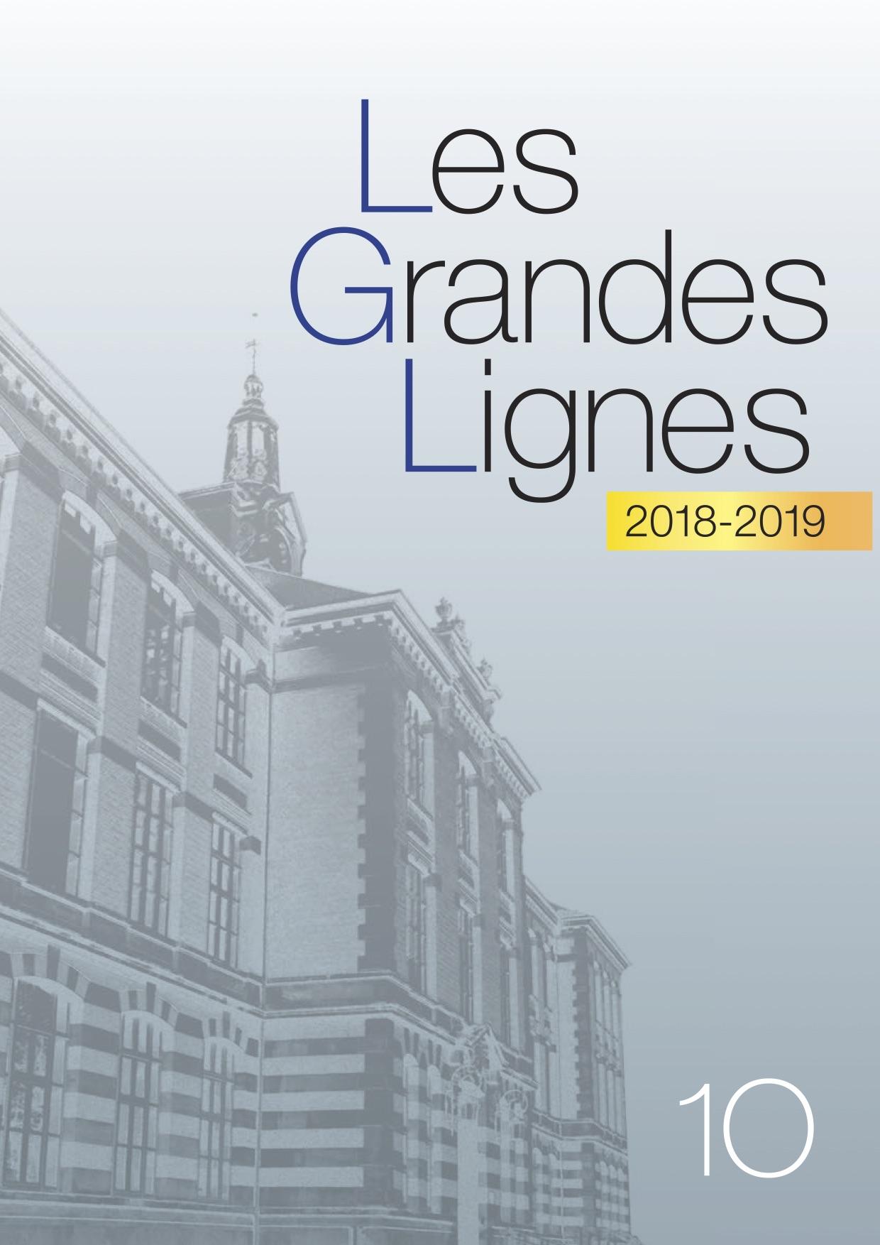 Les Grandes Lignes 2018/2019