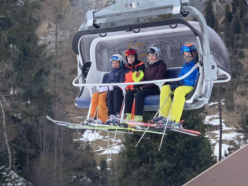 LASEL 16-19/01/2020 - Championnat de ski - Adelboden (CH)