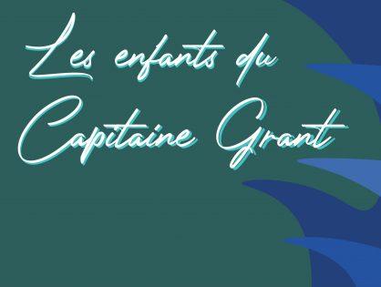 """Théâtre au LGL """"Les enfants du Capitaine Grant"""""""