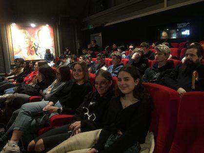 La 4C03 au LuxFilmFest