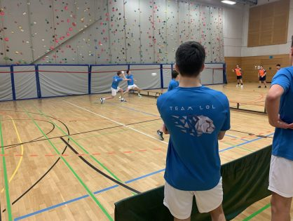 LASEL 13/02/2020 – Escalade, Football, Volleyball & Dodgeball