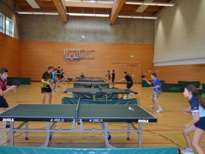 LASEL 22/10/2020 - Badminton & tennis de table
