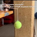 "LGL ""nonsens"" machine pour le Goodyear STEM Challenge"