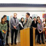 1re option peinture – Deux années de créativité et d'engagement
